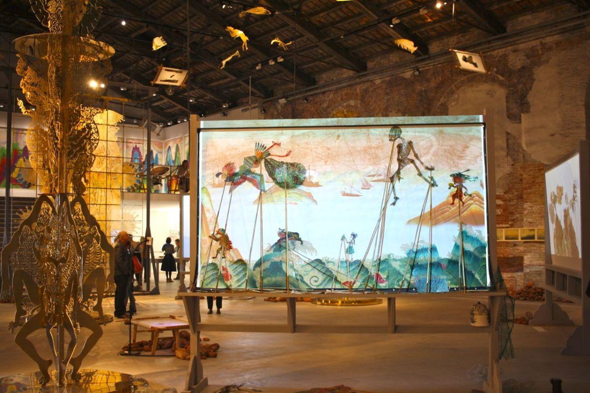 威尼斯双年展中国馆:又一次皇帝的新衣秀